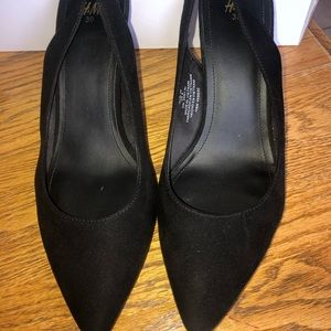 Women's H&M basic Black Heels